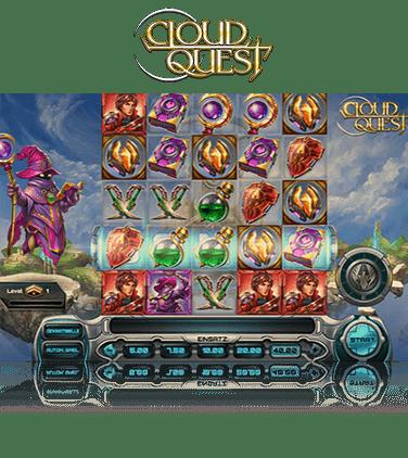 Spiele Cloud Quest - Video Slots Online
