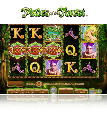 Pixies of the Forest Spiel.