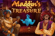 Aladdins Magical Treasure Spiel.