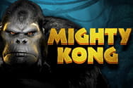 Mighty Kong Spiel.