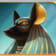 Anubis im Slot Valley of Gods.