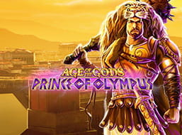 La tragaperras Age of the Gods Prince of Olympus de Playtech