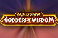 Vista previa de la slot Age of the Gods: Goddess of Wisdom.