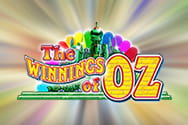 Vista previa de la slot The Winnings of Oz.