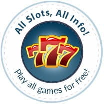 All slots and info logo