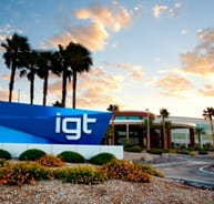 IGT's corporate Headquarters is based in London