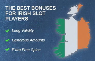 Best Online Casino Slots Bonuses in Ireland