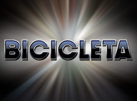 The Bicicleta game logo.