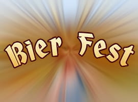Play the Bier Fest slot game demo here.