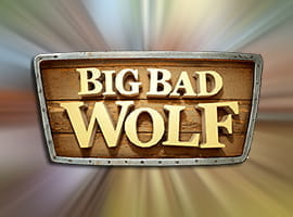 The Big Bad Wolf game logo.