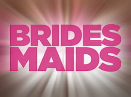 The slot based on the hilarious film Bridesmaids