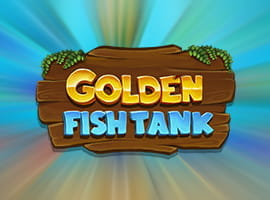 The Golden Fish Tank game logo.