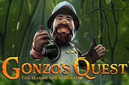 Gonzo's Quest Popular Slot by NetEnt