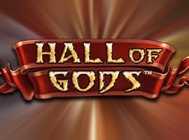 Die Halle der Götter ist ein epischer Schlitz, der auf der antiken Mythologie basiert