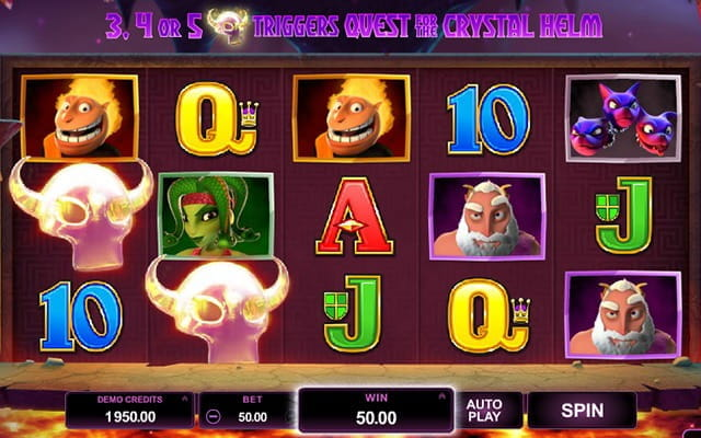 Enjoy Greek mythology and fun slots? This one's for you
