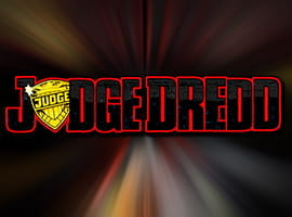 Judge Dredd slot immerses you in the eerie futuristic sci-fi world described in the comics