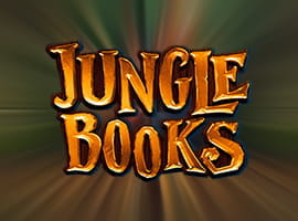 The Jungle Books game logo.