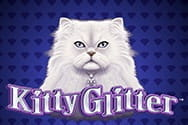 Example of the online slot Kitty Glitter