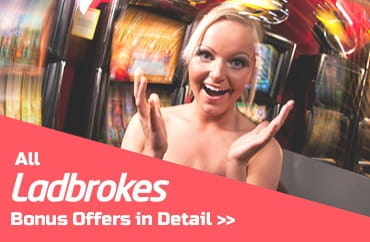 Overview of all Bonuses for New Players at Ladbrokes