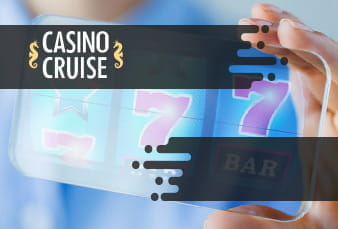 QR Code for the CasinoCruise Mobile App