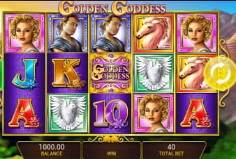 IGT Mobile Slot Golden Goddess