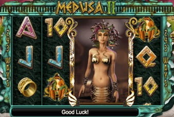 Medusa II Mobile Slot from NextGen