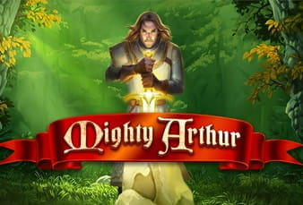 The mobile slot Might Arthur at 10Bet