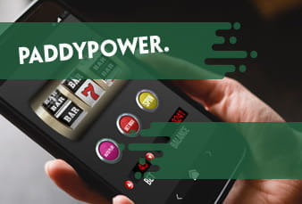 QR Code for the Paddy Power Mobile Casino App