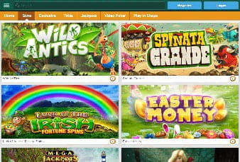 Overview of Mobile Games on the Paddy Power Casino App