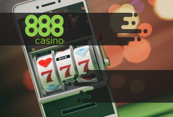 The QR Code for 888 Mobile Casino