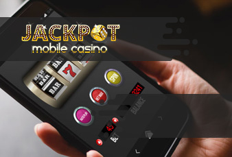 A QR code on top of a mobile slot from jackpot-mobile