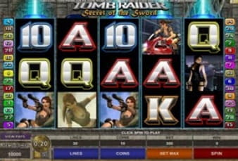 The Tomb Raider 2 Slot is Available on the NetBet App