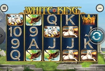 White King Mobile Slot