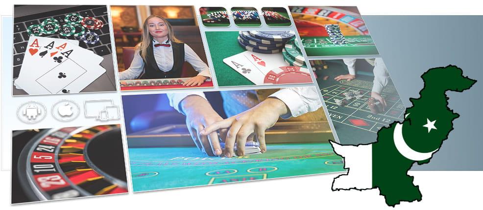 🥇Best Casino Sites in Pakistan| Top PAK Online Casinos for 2021