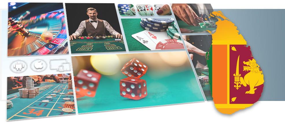 Online Casino Sri Lanka • Full Gambling Info