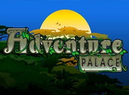 The slot Adventure Palace from Microgaming