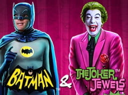 Playtech's Batman and the Joker Jewels