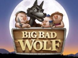 The Big Bad Wolf slot from Quickspin