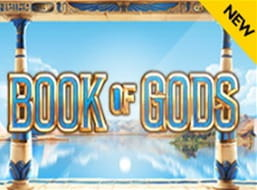 The Book of Gods slot game from Big Time Gaming