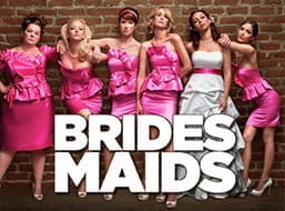 The slot Bridesmaids from Microgaming