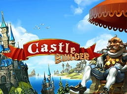 The slot Castle Builder from Microgaming