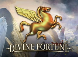 The Divine Fortune slot from NetEnt
