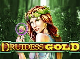 The slot Druidess Gold from NYX Gaming