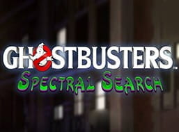 The Ghostbusters Sprectral Search slot from IGT