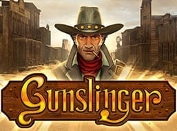 The Gunslinger slot from Play'n GO
