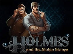 The Holmes and the Stolen Stones Jackpot slot game
