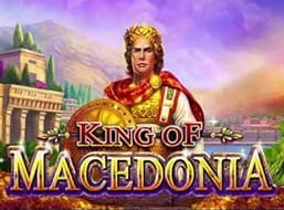 The King of Macedonia slot from IGT