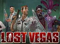 The slot Lost Vegas from Microgaming