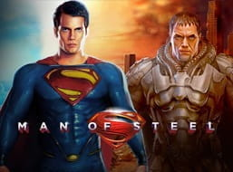 Man of Steel Jackpot Slot