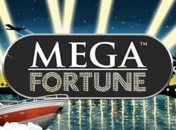 The Mega Fortune jackpot slot game